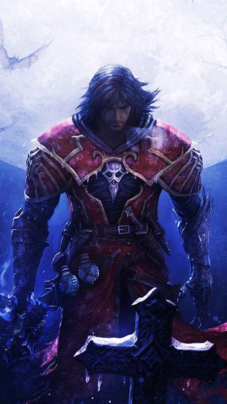 Castlevania: Lords of Shadow 'Reverie' Mobile Vertical fond d'écran