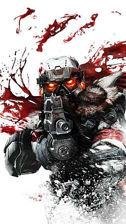 Killzone 3 Mobile Vertical fond d'écran