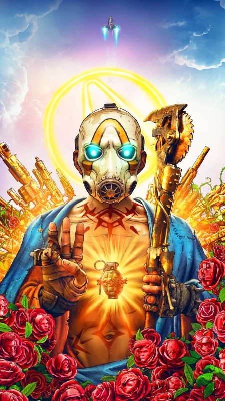 Borderlands 3 Mobile Vertical fond d'écran