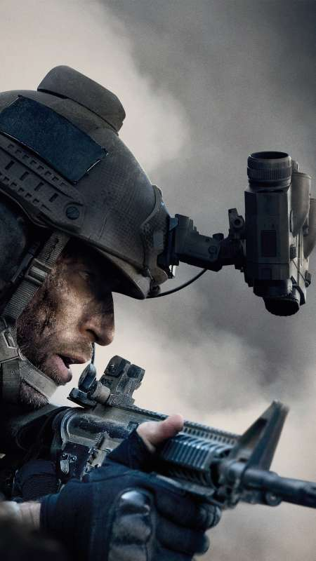 Call of Duty: Modern Warfare Mobile Vertical fond d'écran