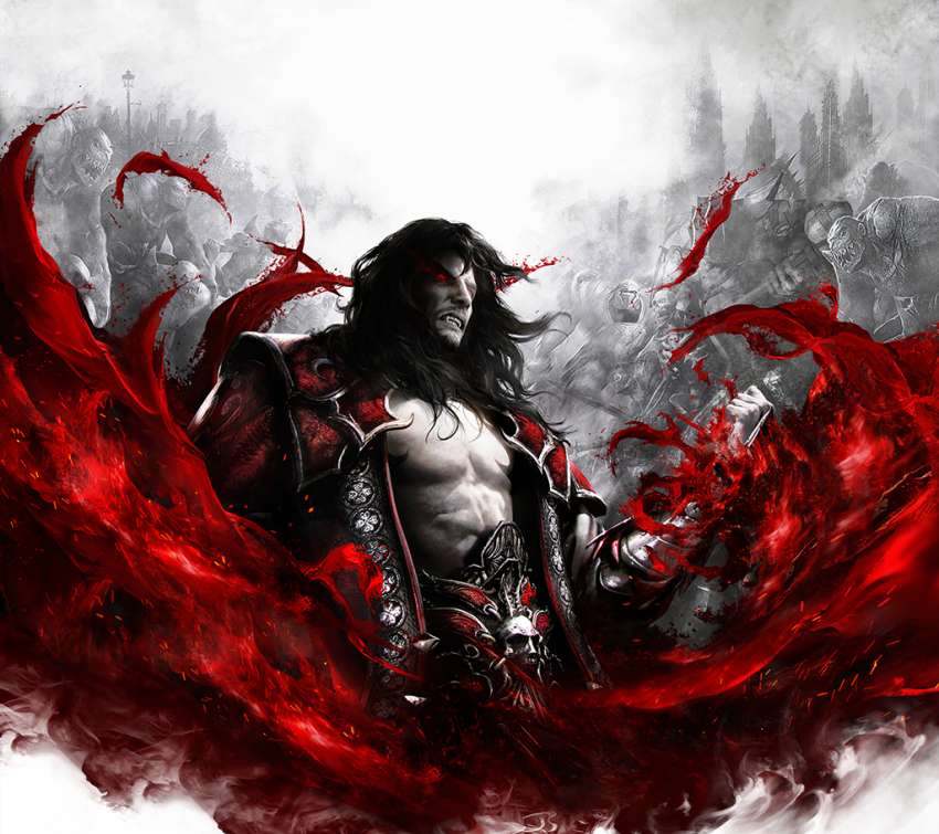 Castlevania: Lords of Shadow 2 Mobile Horizontal fond d'écran
