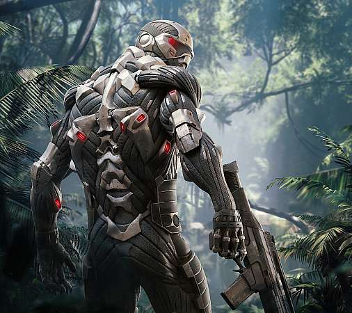 Crysis: Remastered Mobile Horizontal fond d'écran