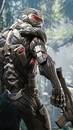 Crysis: Remastered Mobile Vertical fond d'écran
