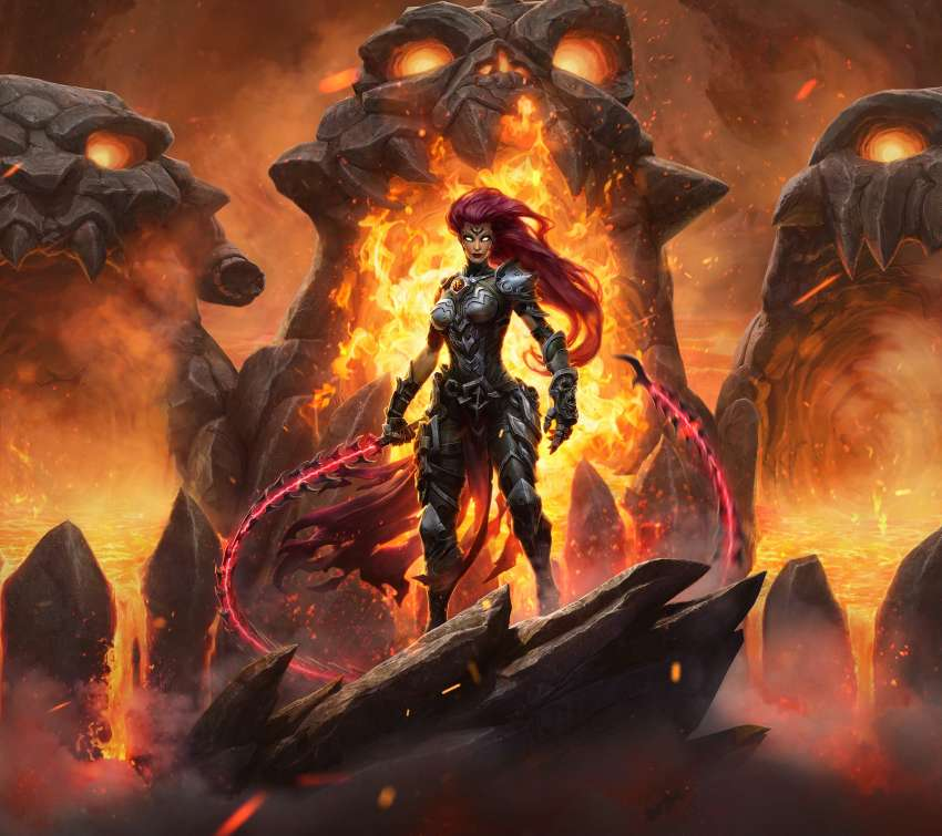 Darksiders 3 Mobile Horizontal fond d'écran