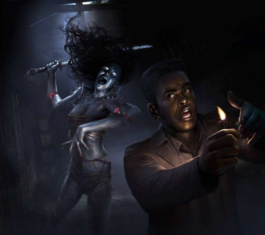 Dead by Daylight Mobile Horizontal fond d'écran
