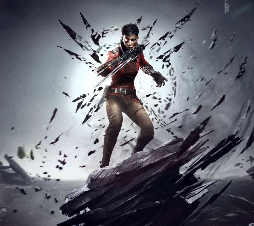 Dishonored: Death of the Outsider Mobile Horizontal fond d'écran