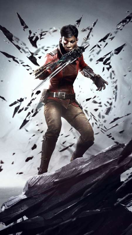 Dishonored: Death of the Outsider Mobile Vertical fond d'écran