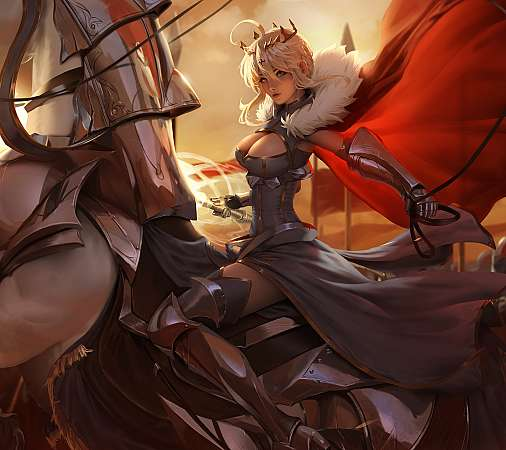 Fate Grand Order Mobile Horizontal fond d'écran