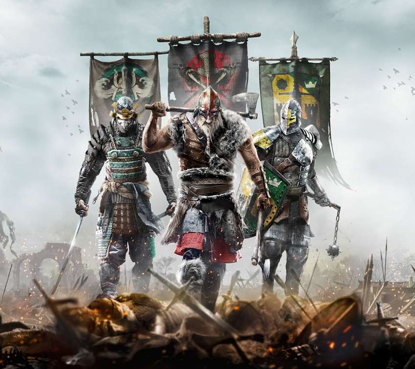 For Honor fond d'écran