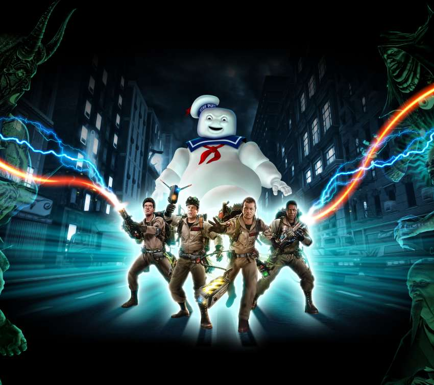 Ghostbusters: The Video Game Remastered Mobile Horizontal fond d'écran
