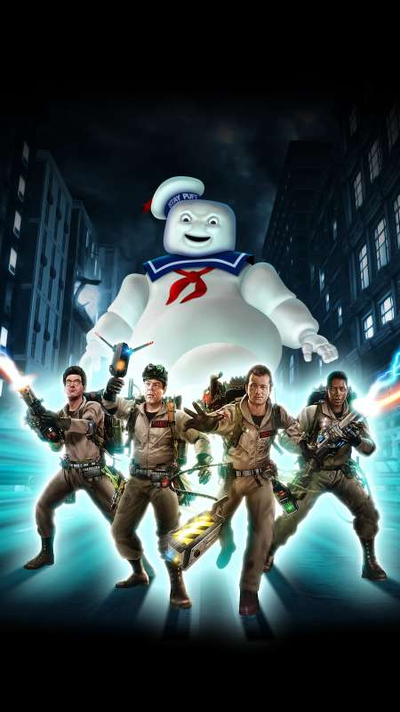 Ghostbusters: The Video Game Remastered Mobile Vertical fond d'écran