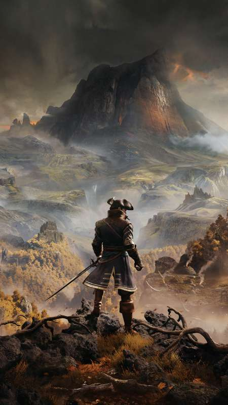 Greedfall Mobile Vertical fond d'écran