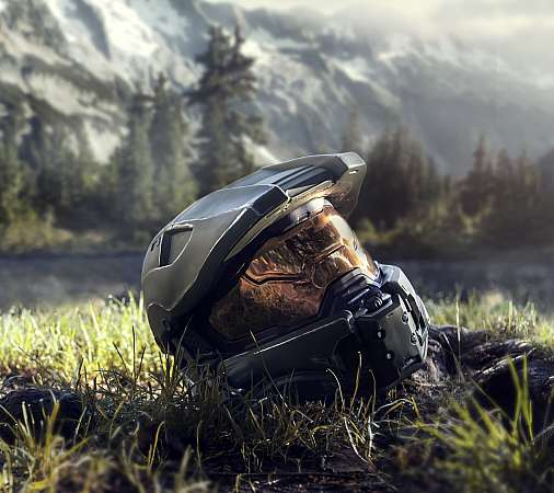 Halo: Infinite Mobile Horizontal fond d'écran