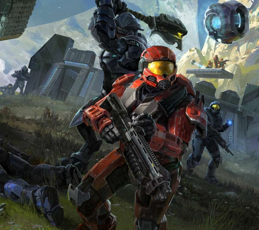 Halo: Reach Mobile Horizontal fond d'écran