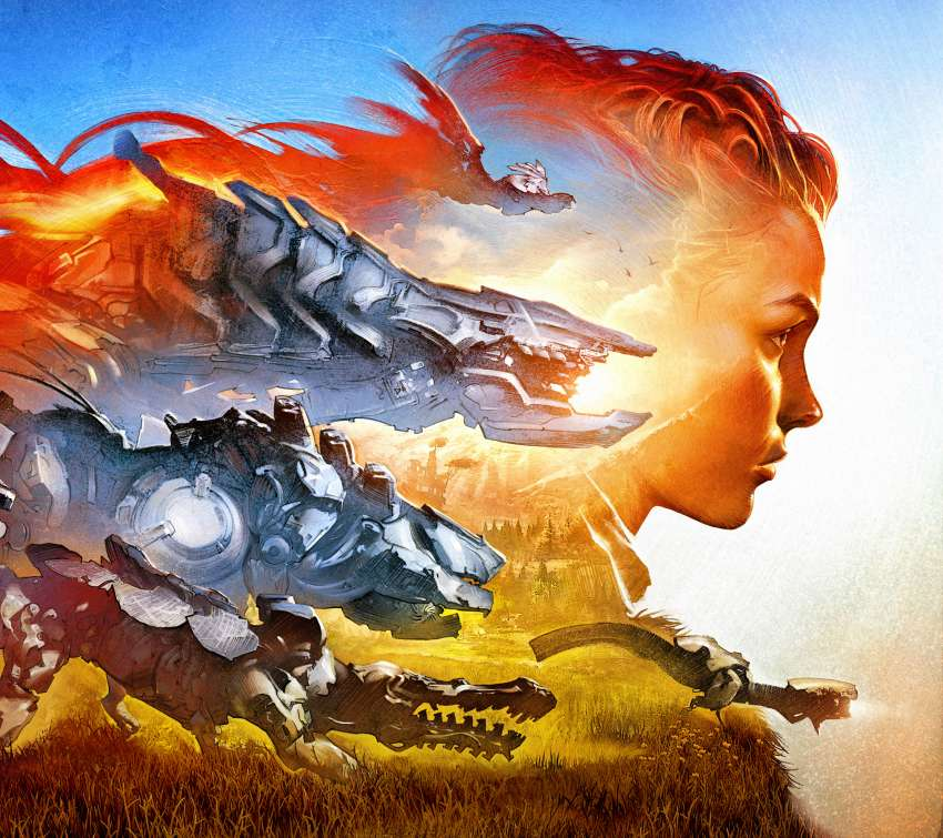 Horizon: Zero Dawn Mobile Horizontal fond d'écran