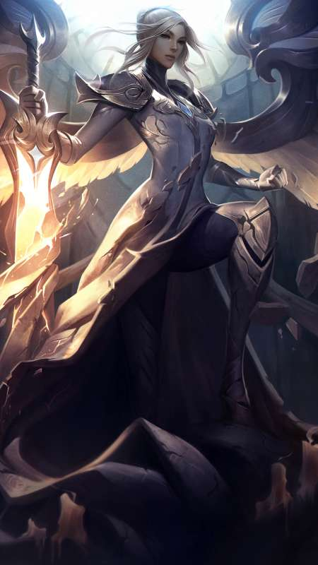 League of Legends Mobile Vertical fond d'écran