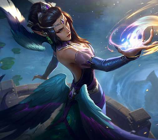 League of Legends Mobile Horizontal fond d'écran