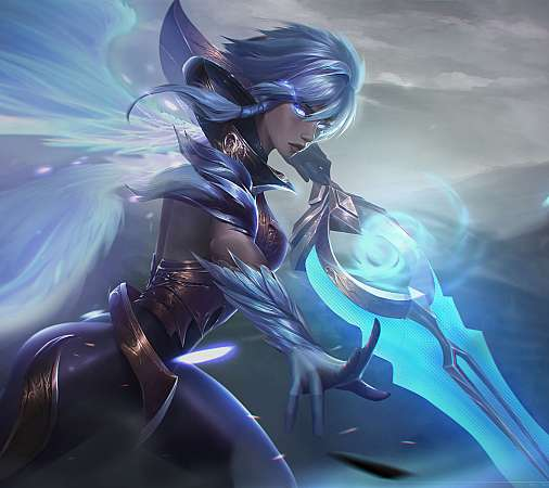 League of Legends fan art Mobile Horizontal fond d'écran