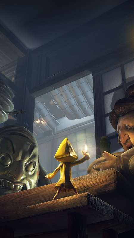 Little Nightmares Complete Edition Mobile Vertical fond d'écran