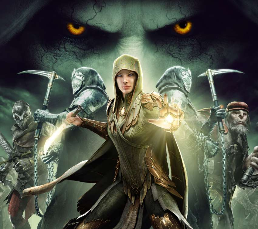 Middle Earth: Shadow of War - Blade of Galadriel Mobile Horizontal fond d'écran