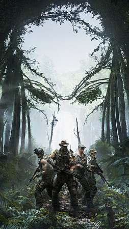 Predator: Hunting Grounds Mobile Vertical fond d'écran