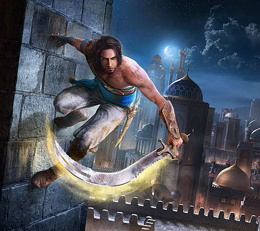Prince of Persia: The Sands of Time Remake Mobile Horizontal fond d'écran