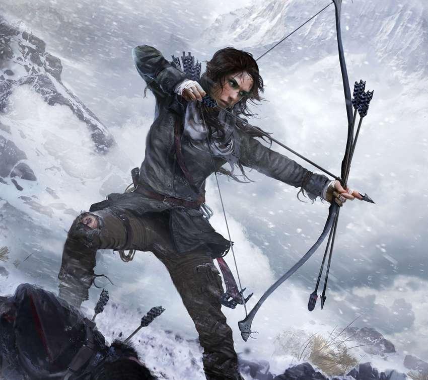 Tomb Rider Wallpaper: Rise Of The Tomb Raider Desktop Fonds D'écran