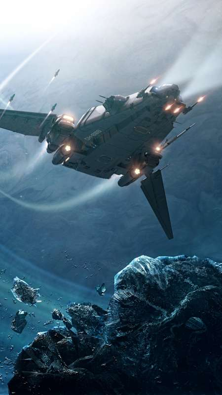 Star Citizen Mobile Vertical fond d'écran