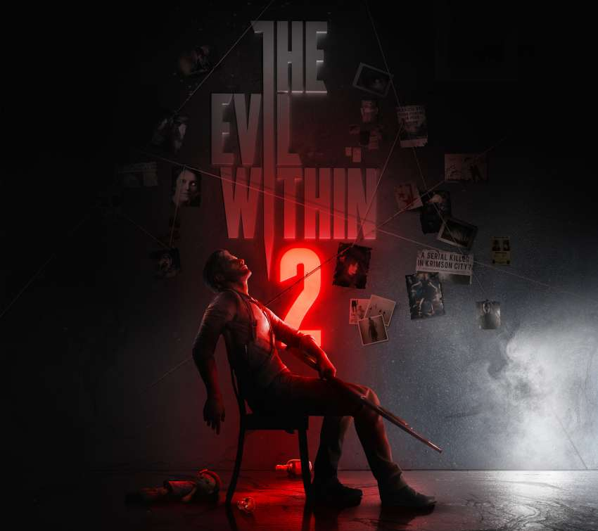 The Evil Within 2 fond d'écran