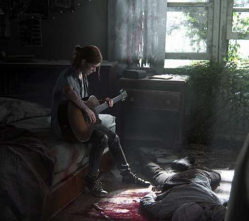 The Last of Us: Part 2 Mobile Horizontal fond d'écran