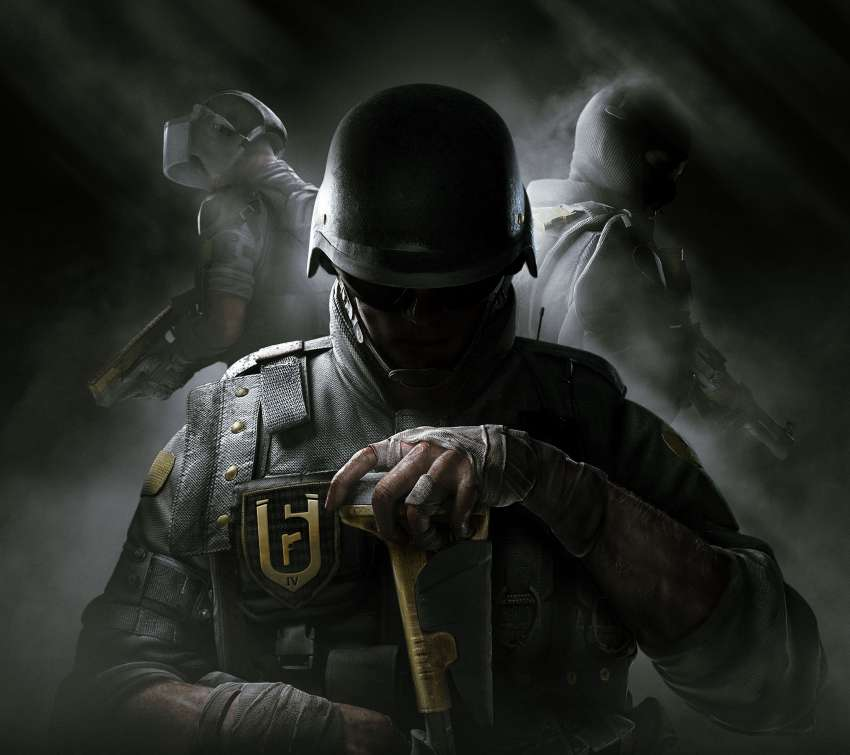 Tom Clancy's Rainbow Six: Siege Mobile Horizontal fond d'écran
