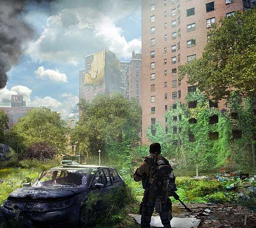 Tom Clancy's The Division 2 - Warlords of New York Mobile Horizontal fond d'écran