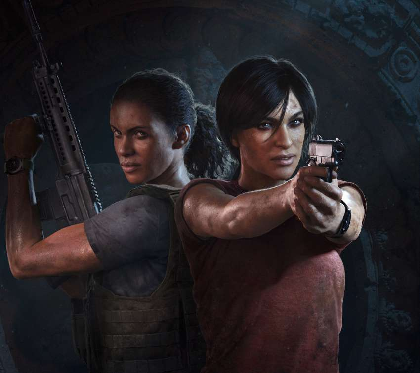 Uncharted: The Lost Legacy fond d'écran