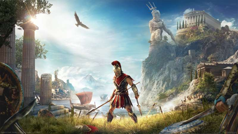 Assassin's Creed: Odyssey fond d'écran 01