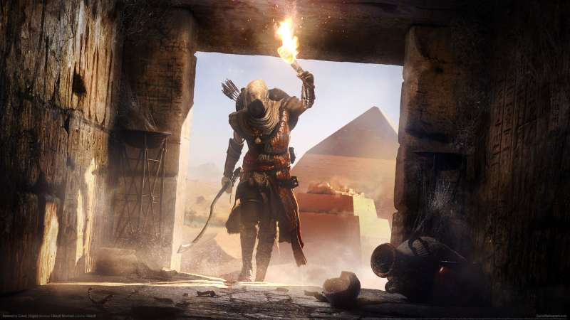 Assassin's Creed: Origins fond d'écran
