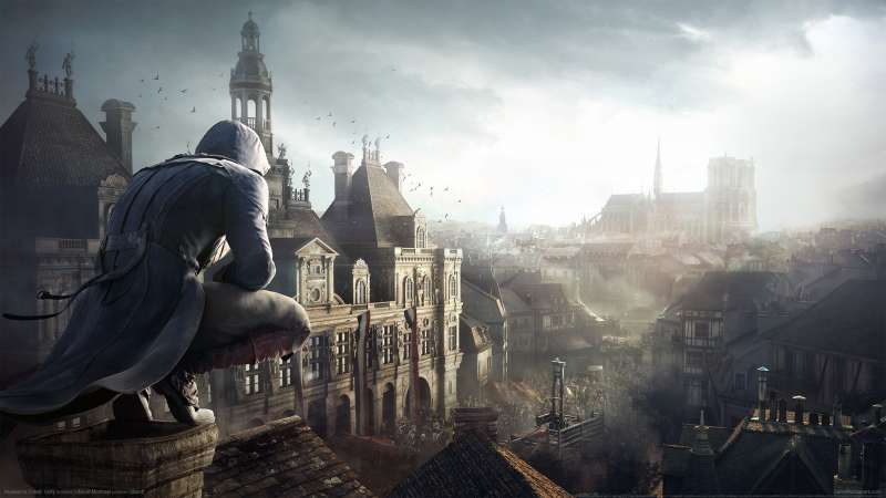 Assassin's Creed: Unity fond d'écran