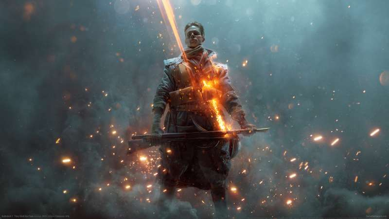 Battlefield 1: They Shall Not Pass fond d'écran