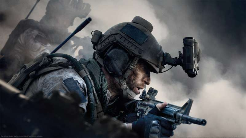 Call of Duty: Modern Warfare fond d'écran