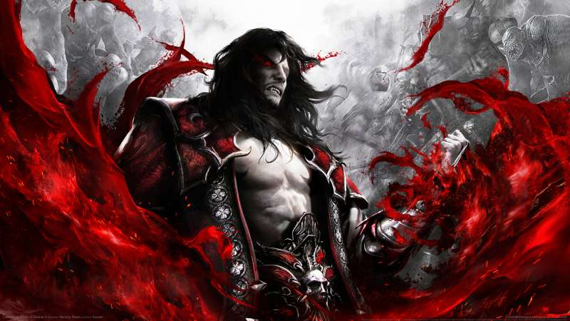 Castlevania: Lords of Shadow 2 fond d'écran