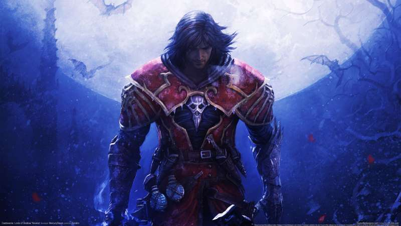 Castlevania: Lords of Shadow 'Reverie' fond d'écran