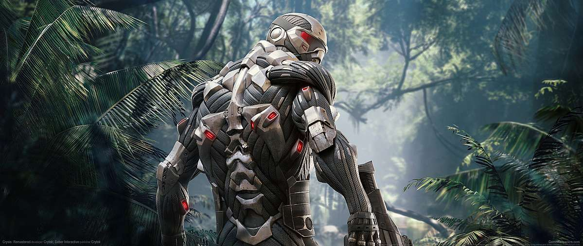 Crysis: Remastered fond d'écran