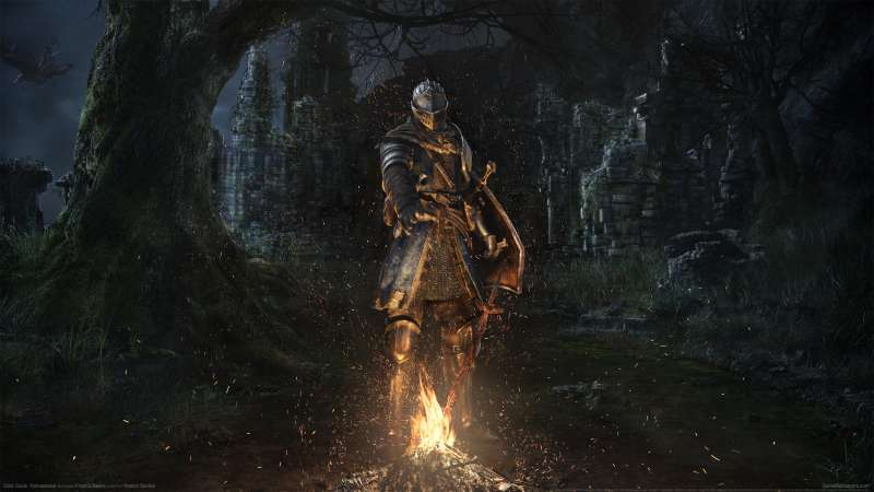 Dark Souls: Remastered fond d'écran 01