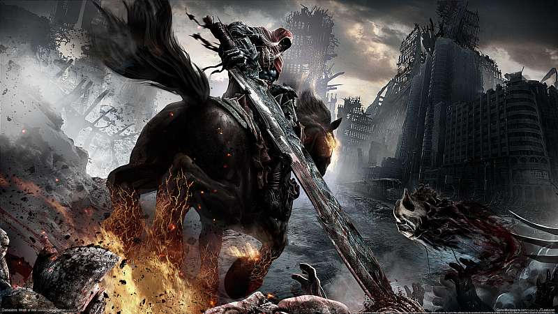 Darksiders: Wrath of War fond d'écran