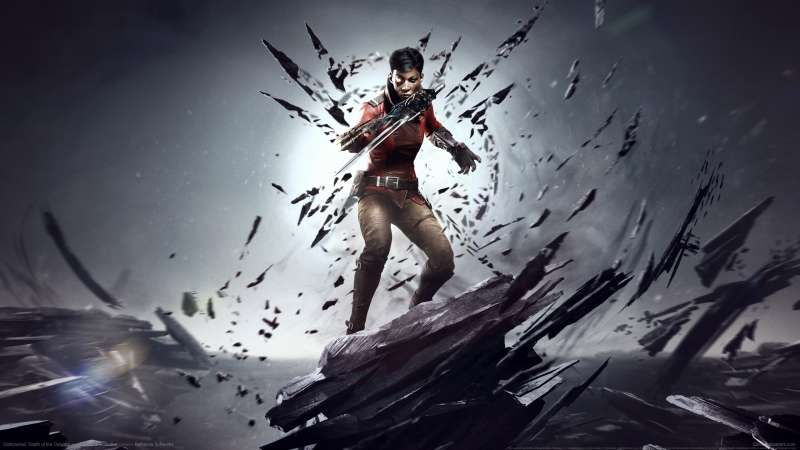 Dishonored: Death of the Outsider fond d'écran