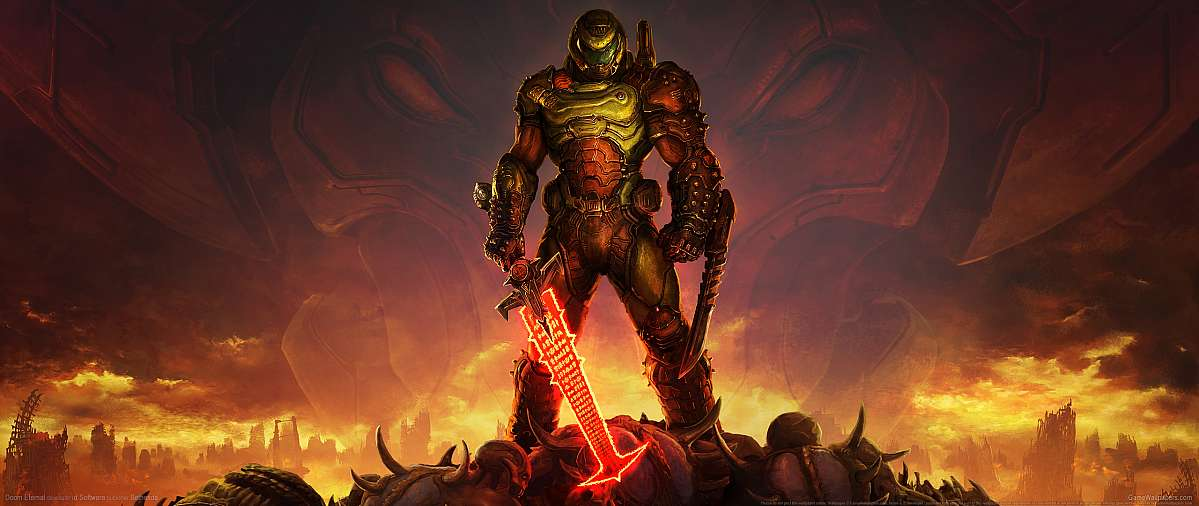 Doom Eternal fond d'écran