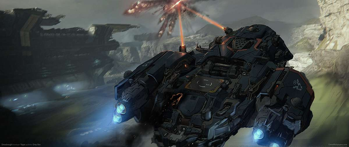 Dreadnought fond d'écran