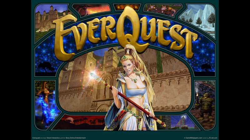 Everquest fond d'écran