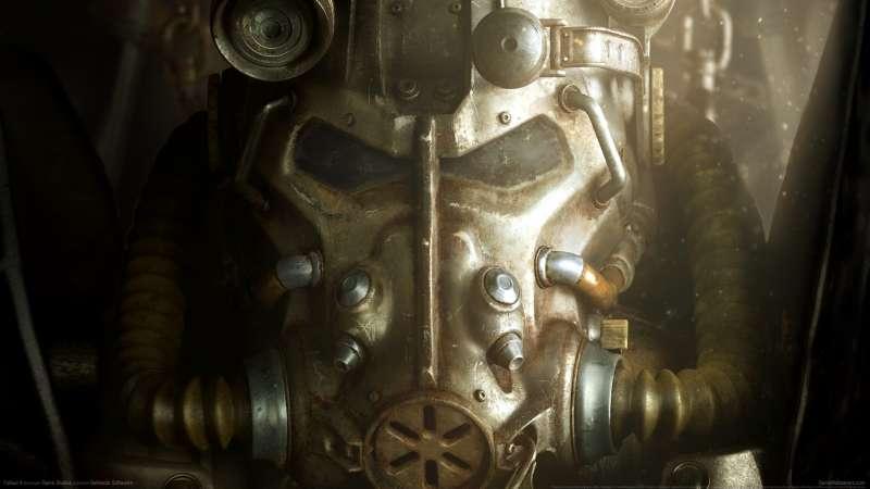 21 9 Fallout 4: Fallout 4 Desktop Fonds D'écran