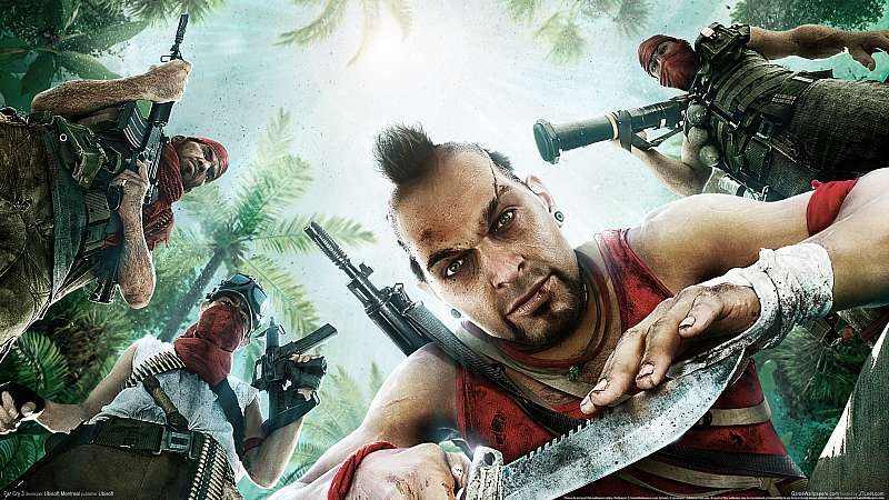 Far Cry 3 fond d'écran