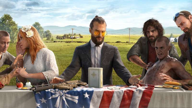 Far Cry 5 fond d'écran